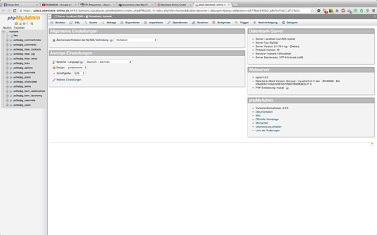 Backup-Sicherung-SQL-Datenbank