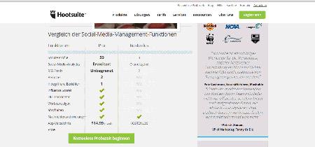 50 Social Media Kanäle mit der Pro-Varianten