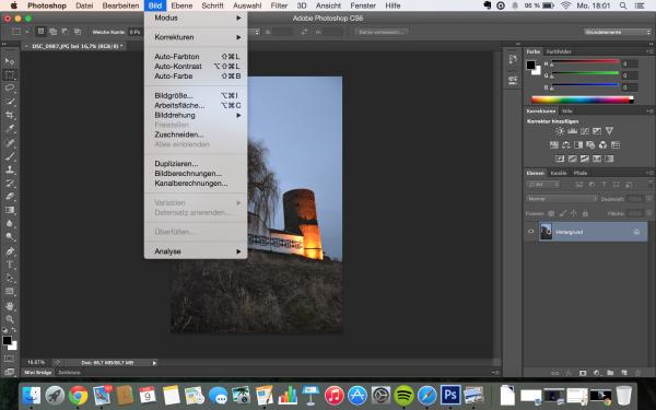 Wenn es mal schnell gehen muss - Auto Bildbearbeitung mit Photoshop