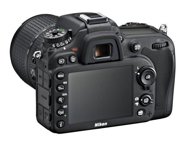 Eine gute DSLR bietet dem Fotografen viele Einstellungsmöglichkeiten. Quelle: Nikon Bilddatenbank