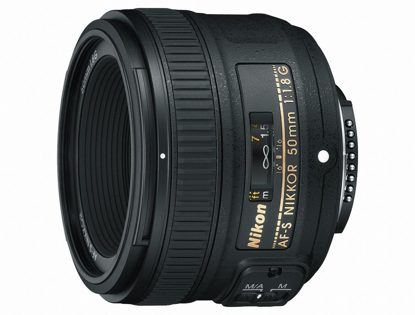 Eine 50mm Festbrennweite eignet sich gut für Objektfotografie