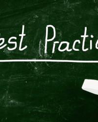 Best Practice richtig nutzen