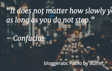 Auf bloggerabc stelle ich das Tool Pablo by Buffer vor.