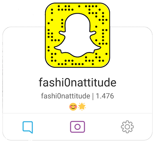 Snapchat fashi0nattitude