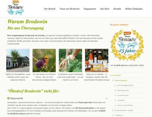 Quelle: Ökodorf Brodowin, www.brodowin.de