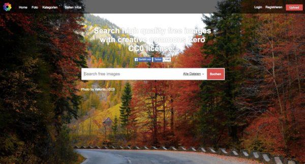 Tools Freeimages ist ein Bilddatenbank für kostenlose Bilder.