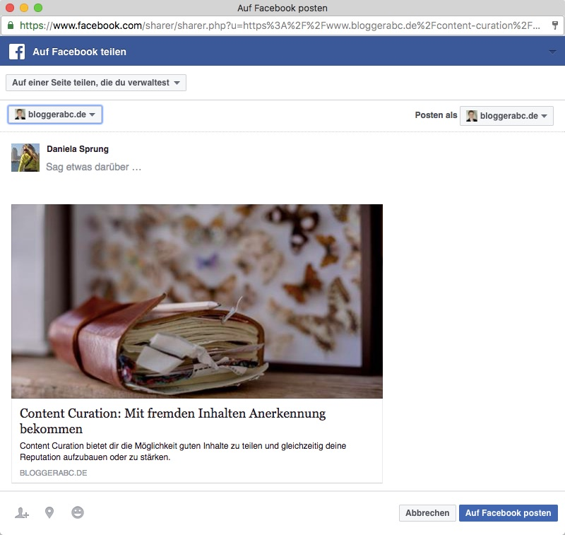 bloggerabc_content-curation_sharing-auf-facebook